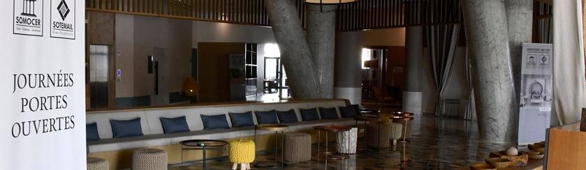 Journée porte ouverte Sousse à l'hotel The pearl Novembre 2018