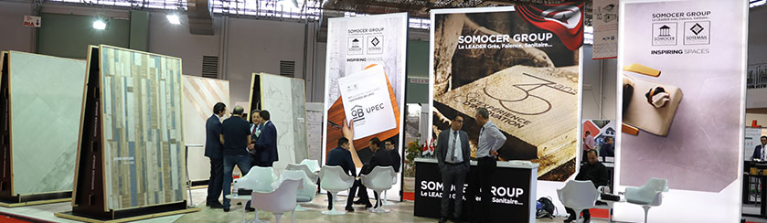 "SOMOCER PARTICIPATION AT THE ""CONSOMMONS MADE IN TUNISIA"" FAIR"
